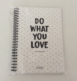 By romi by romi notebook a5 Do what you love