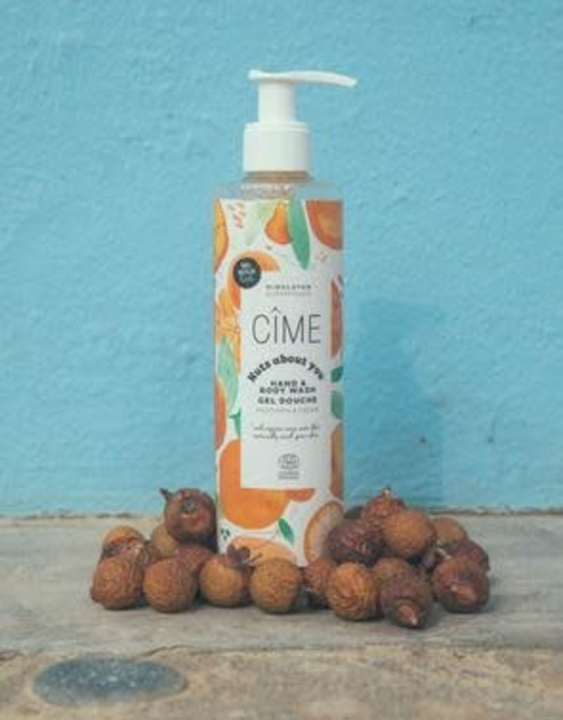 Cîme cîme Nuts about you | Hand & body wash