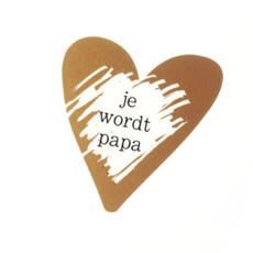 By romi by romi kraskaart: je wordt papa!