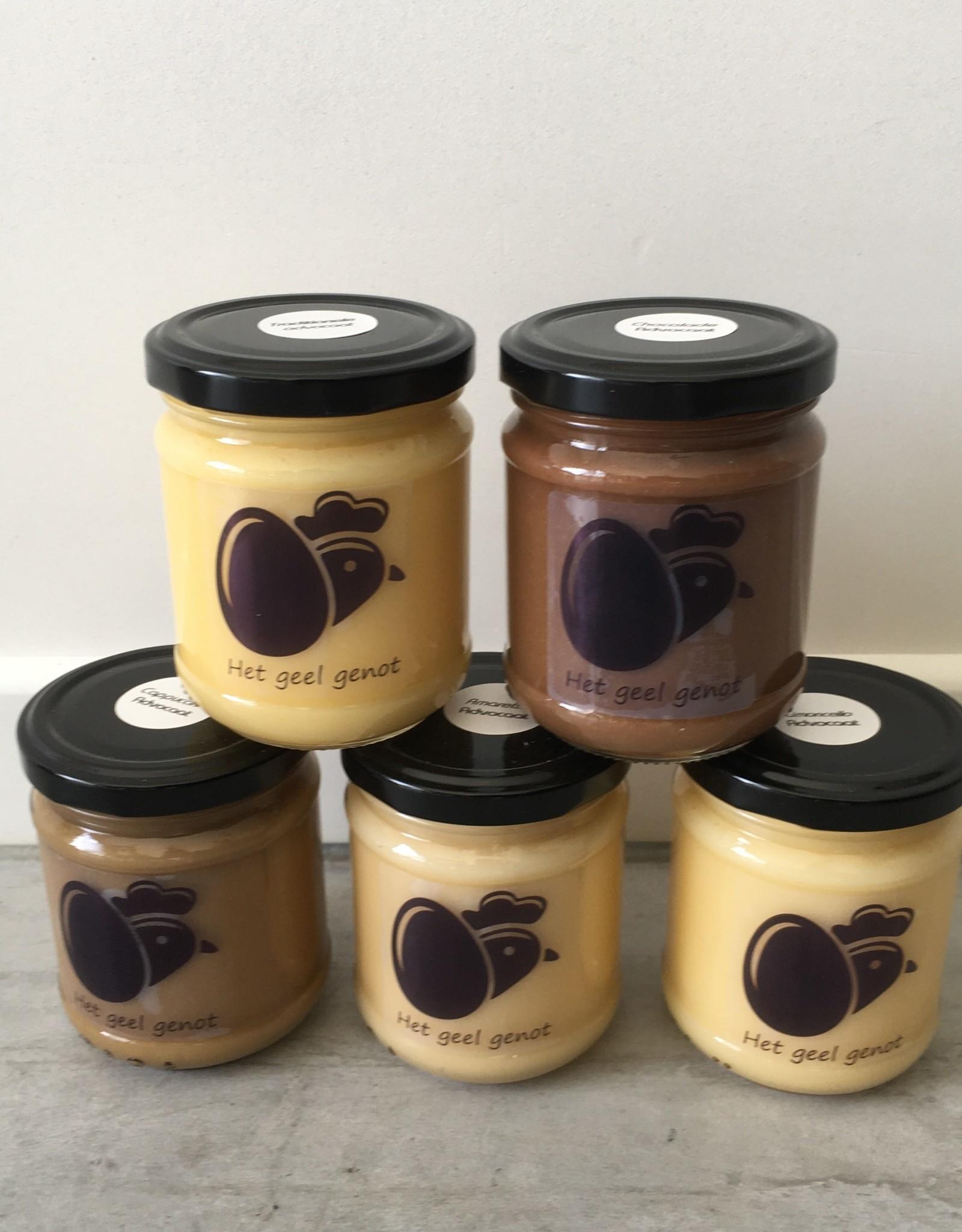 het geel genot het geel genot advocaat chocolade 228 ml