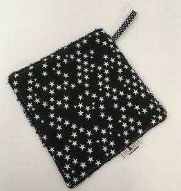titatimi titatimi tutdoekjes zwart wit sterren