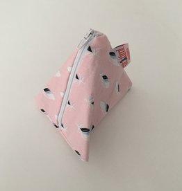 titatimi piramidetasje roze pluimen