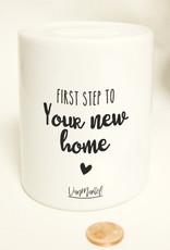 Van Mariel van mariel spaarpot first step to your new home