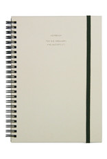 house of products house of products notebook nude