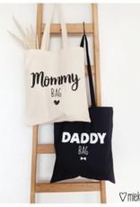 """Miek in vorm miek in vorm tas """"mommy bag"""""""