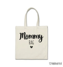 "Miek in vorm miek in vorm tas ""mommy bag"""
