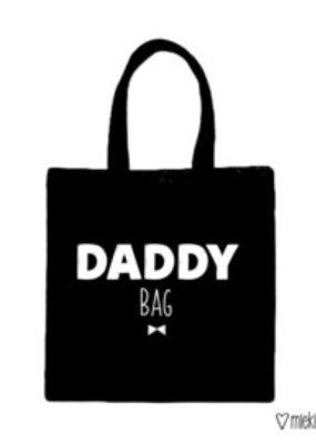 """Miek in vorm miek in vorm tas """"daddy bag"""""""