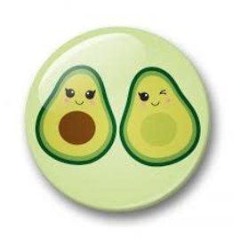 studio inktvis studio inktvis button 32 mm avocado