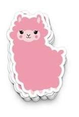 studio inktvis studio inktvis stickers XL alpaca