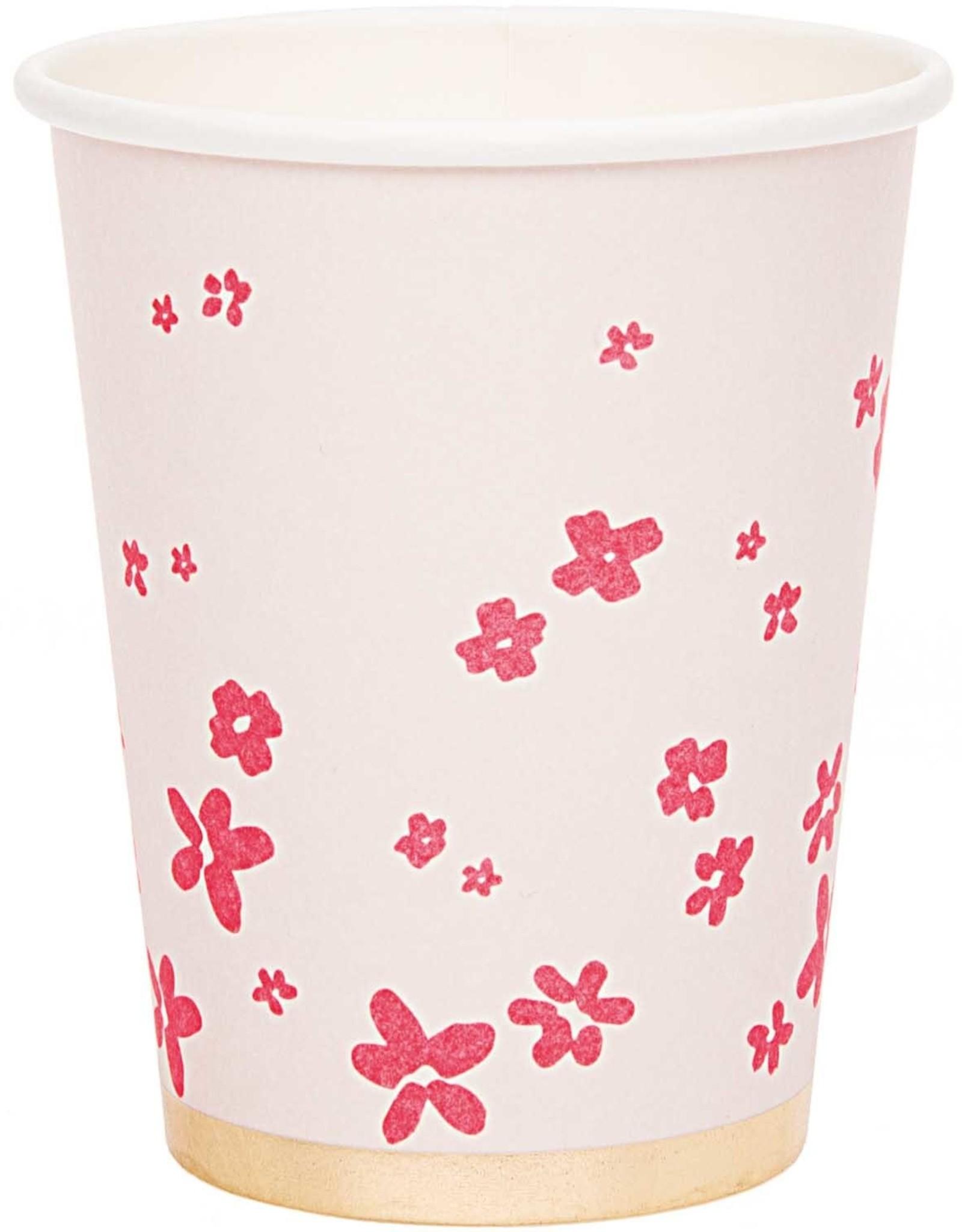 rico design rico design kartonnen bekers bloemen