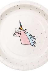 rico design rico design kartonnen bordjes unicorn