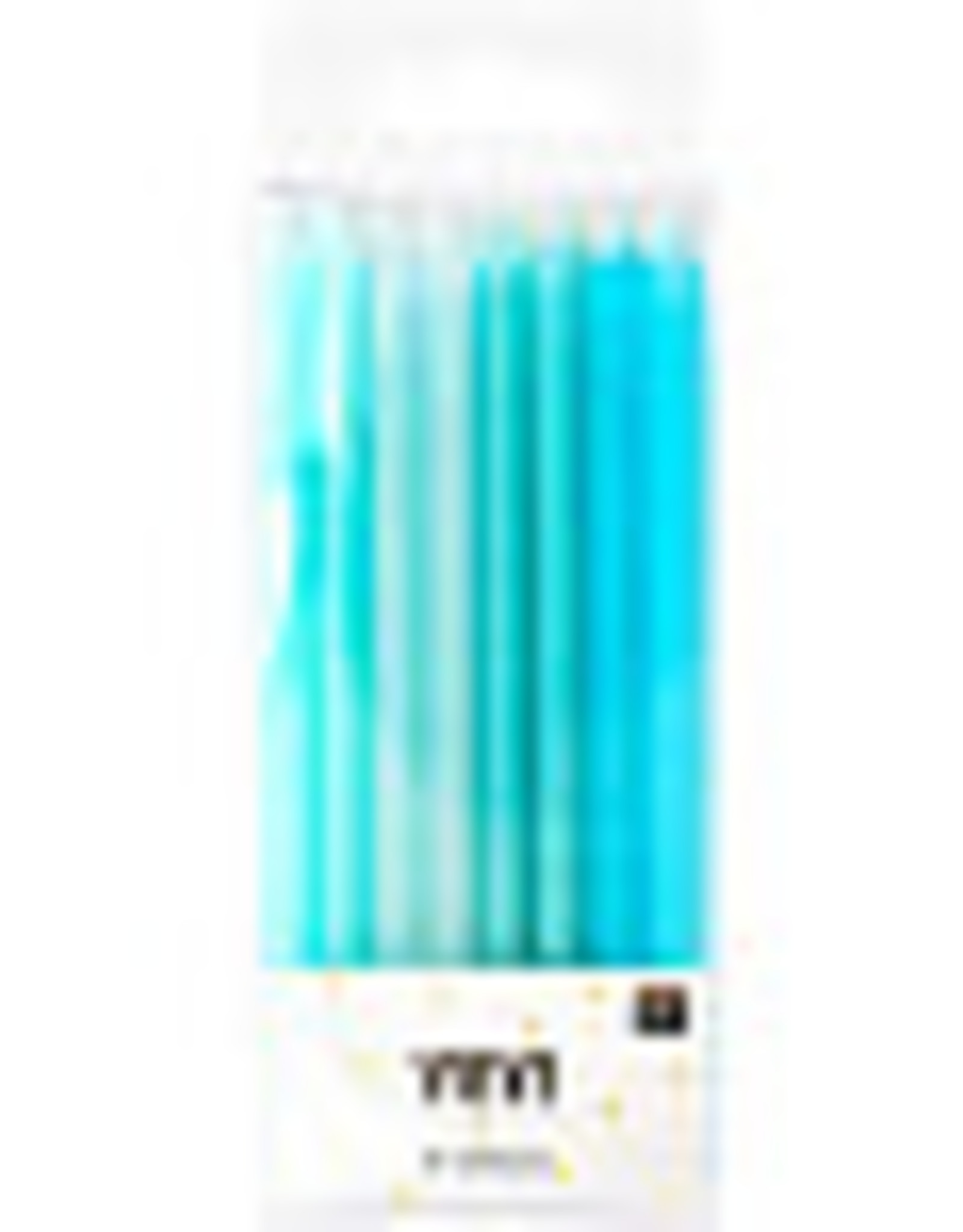 rico design rico design kaarsjes blauwtinten