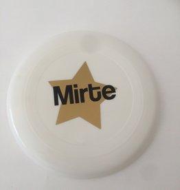 gepersonaliseerde frisbee wit