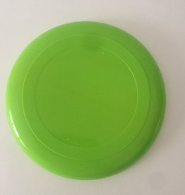 gepersonaliseerde frisbee groen