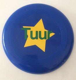 gepersonaliseerde frisbee blauw