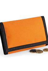 gepersonaliseerde portemonnee oranje