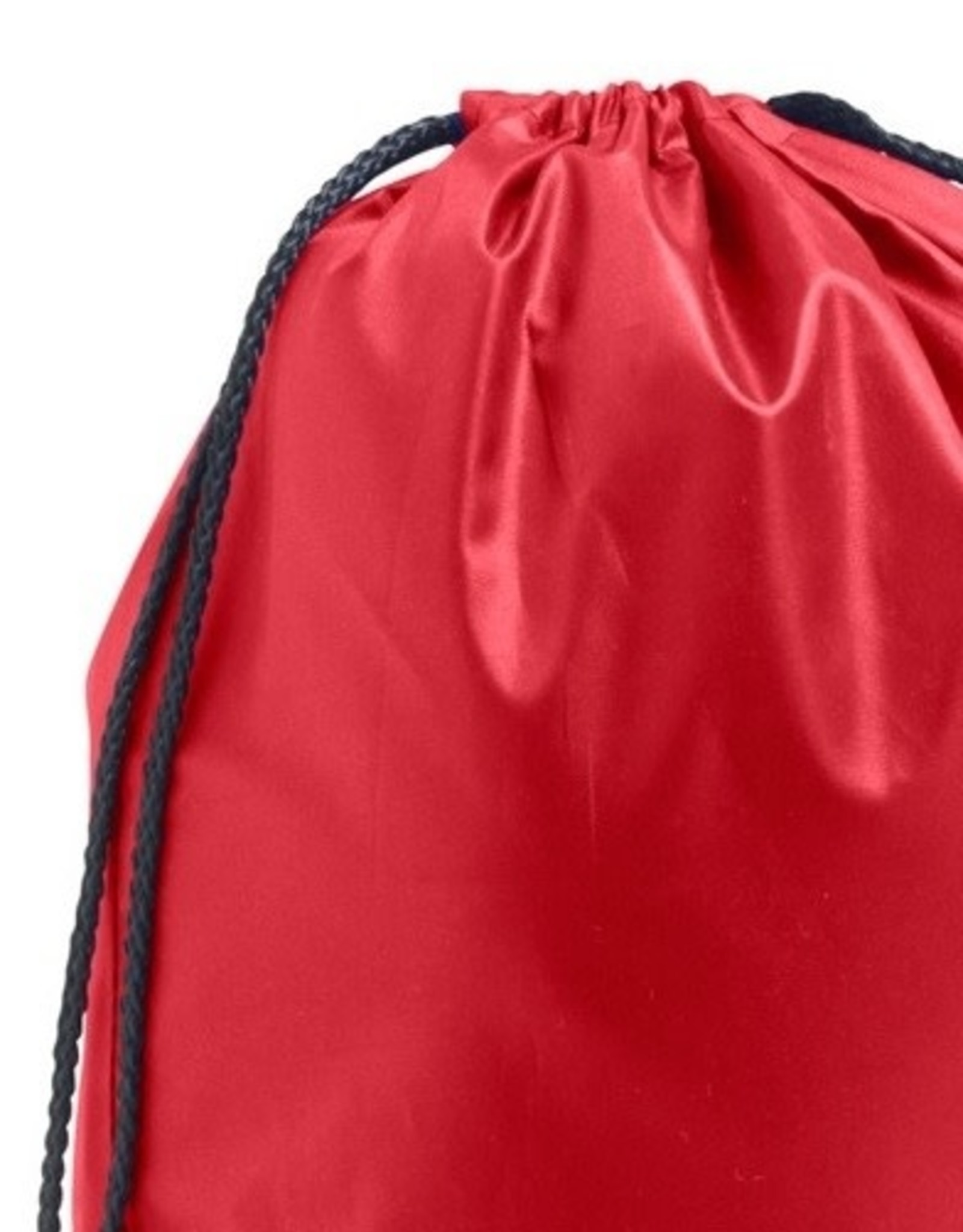 gepersonaliseerde zwemzak rood