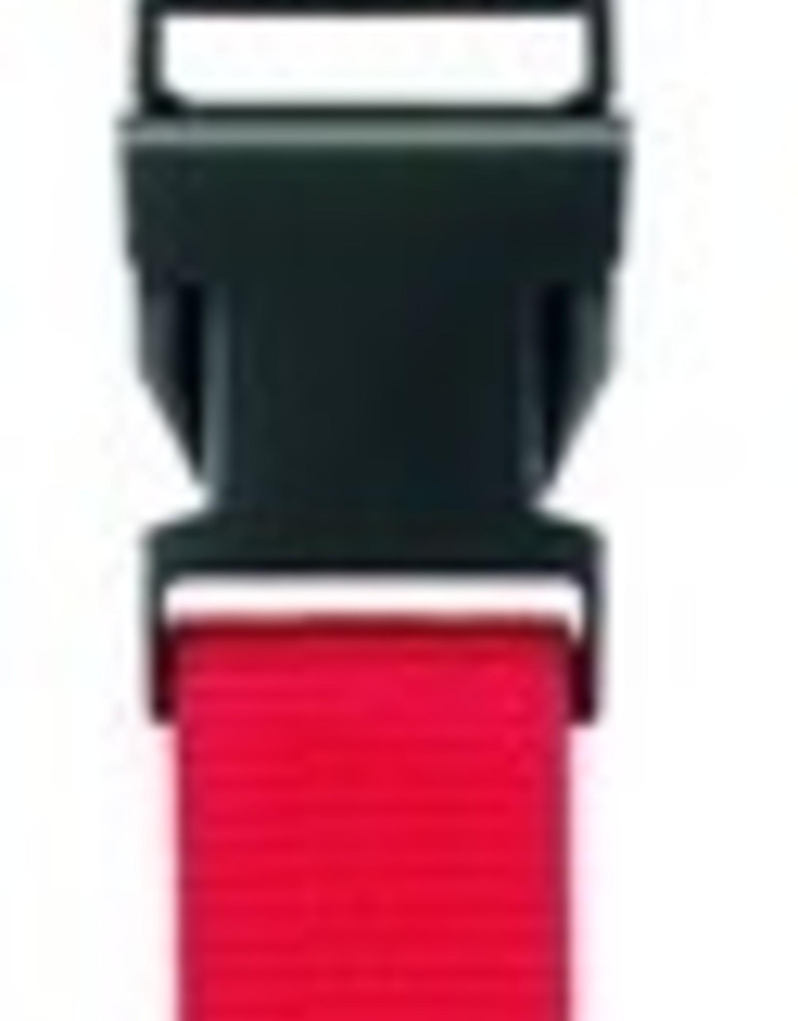 gepersonaliseerde keycord rood
