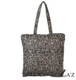 zaza's shopper dierenprint