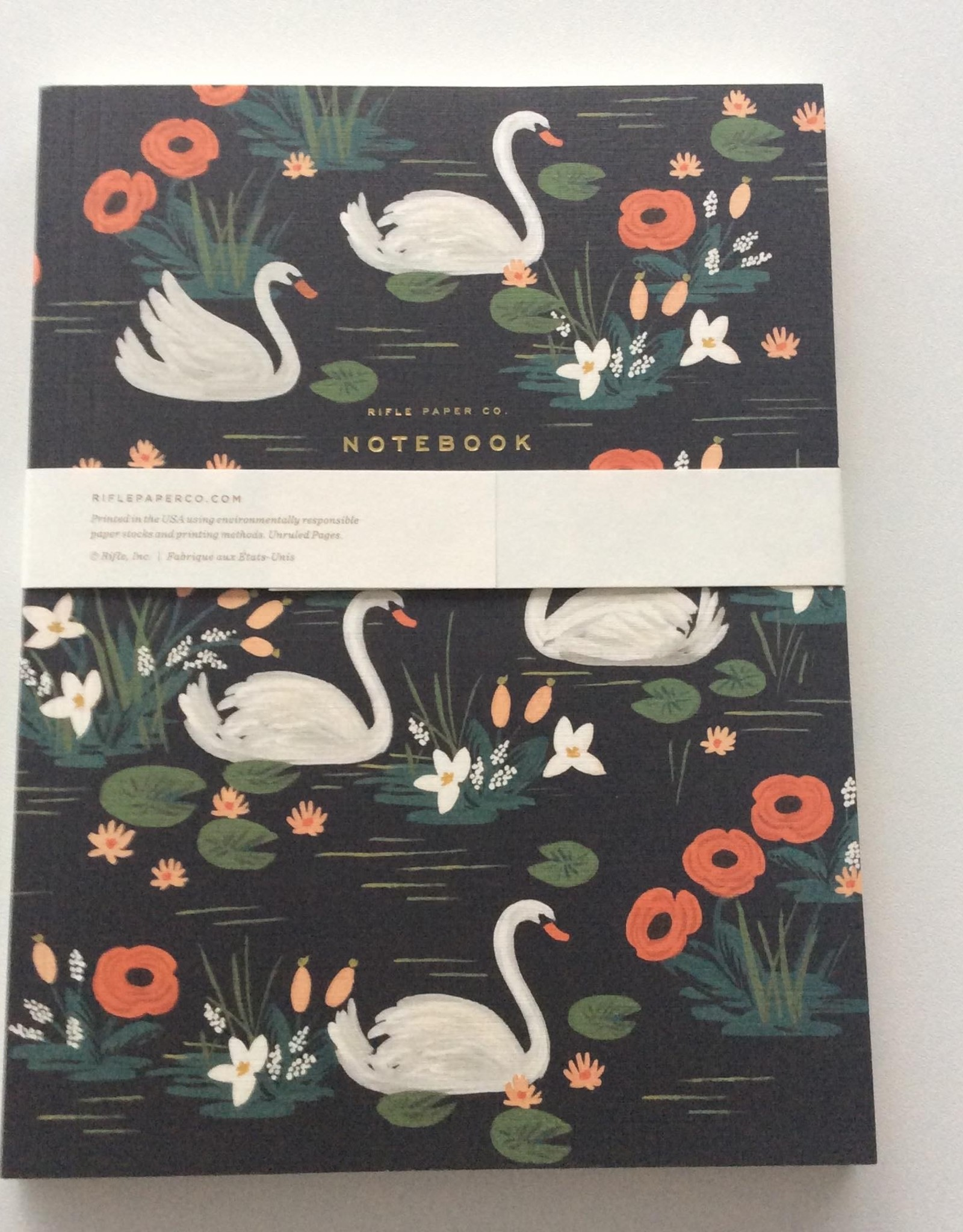 Rifle paper rifle paper notebooks (2) A5 Birds of a Feather