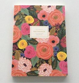 Rifle paper rifle paper notebook A5 Vintage Blossoms Juliet Rose Memoir
