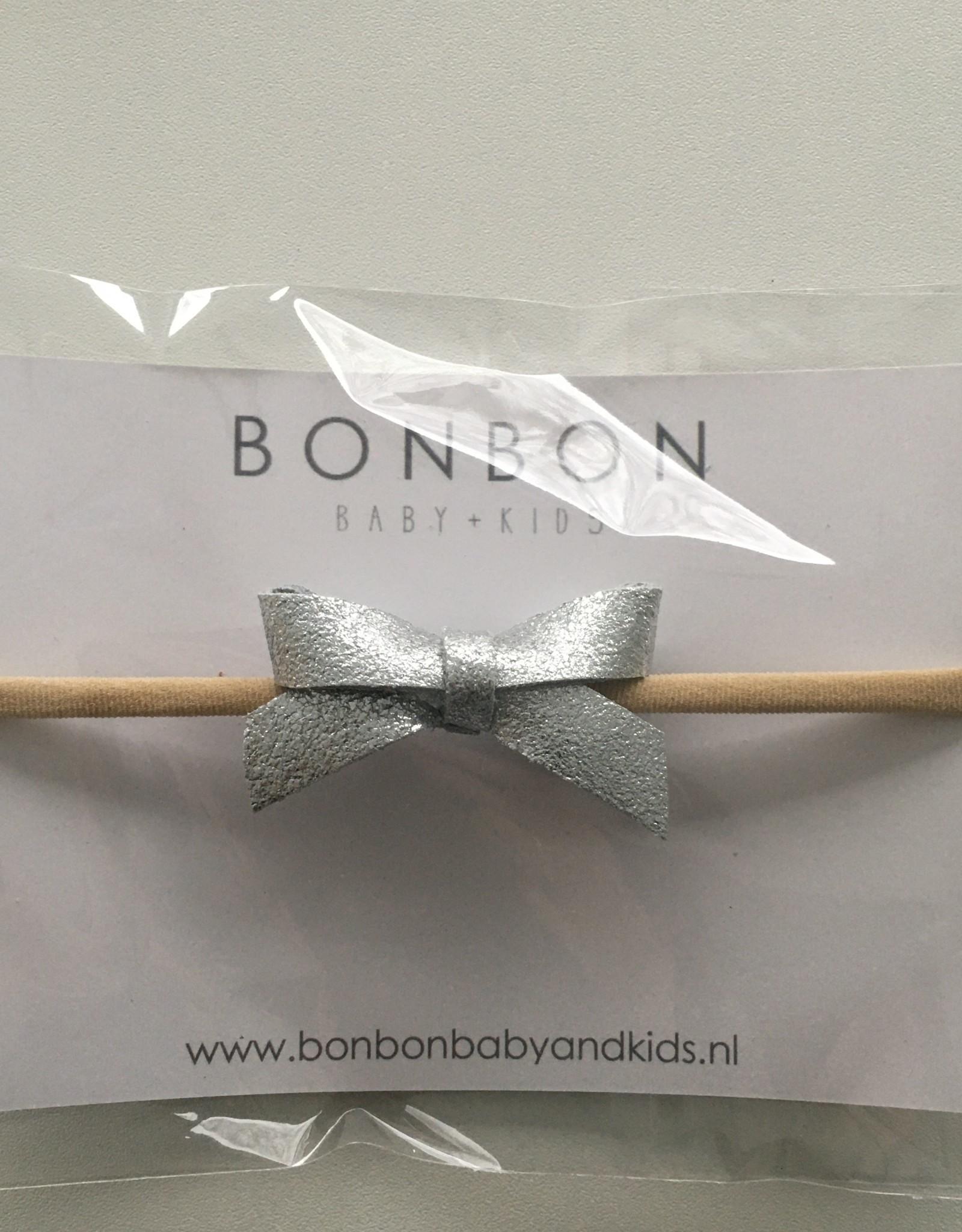 bonbon bon bon kids haarband zilver