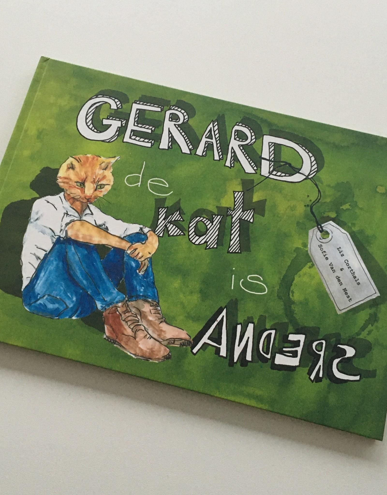 Liz is more liz is more boek Gerard de kat is anders