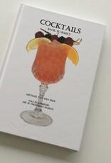 Michaël Van Den Eede boek Cocktails back to basics
