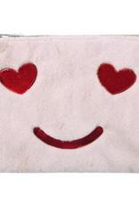 Yehwang Yehwang Make-up Tas Love Eyes pink