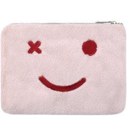 Yehwang Yehwang Make-up Tas XO pink