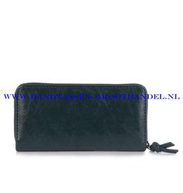 Ines Delaure Ines Delaure portemonnee pin groen