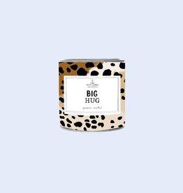 the gift label the gift label geurkaars klein Big hug (fresh cotton)