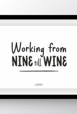 Van Mariel kaart a6 Van Mariel: working from nine till wine