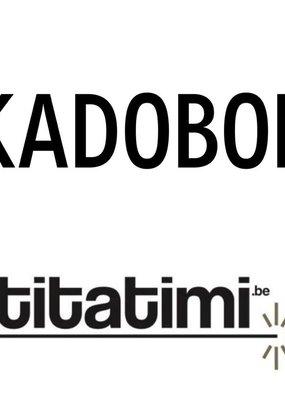 titatimi titatimi kadobon 50 euro