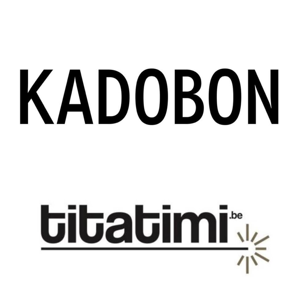 titatimi titatimi kadobon 100 euro