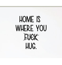 zoedt kaart a6 Zoedt: Home is where you fuck, hug