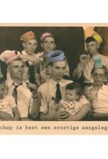 Ministerie van unieke zaken ministerie van unieke zaken kaart a 6 vaderschap is best een ernstige aangelegenheid