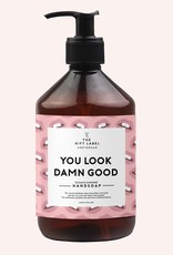 the gift label the gift label handzeep you look damn good