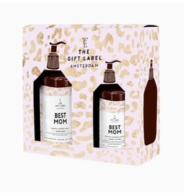 the gift label the gift label Gift box Best Mom (limited edition)