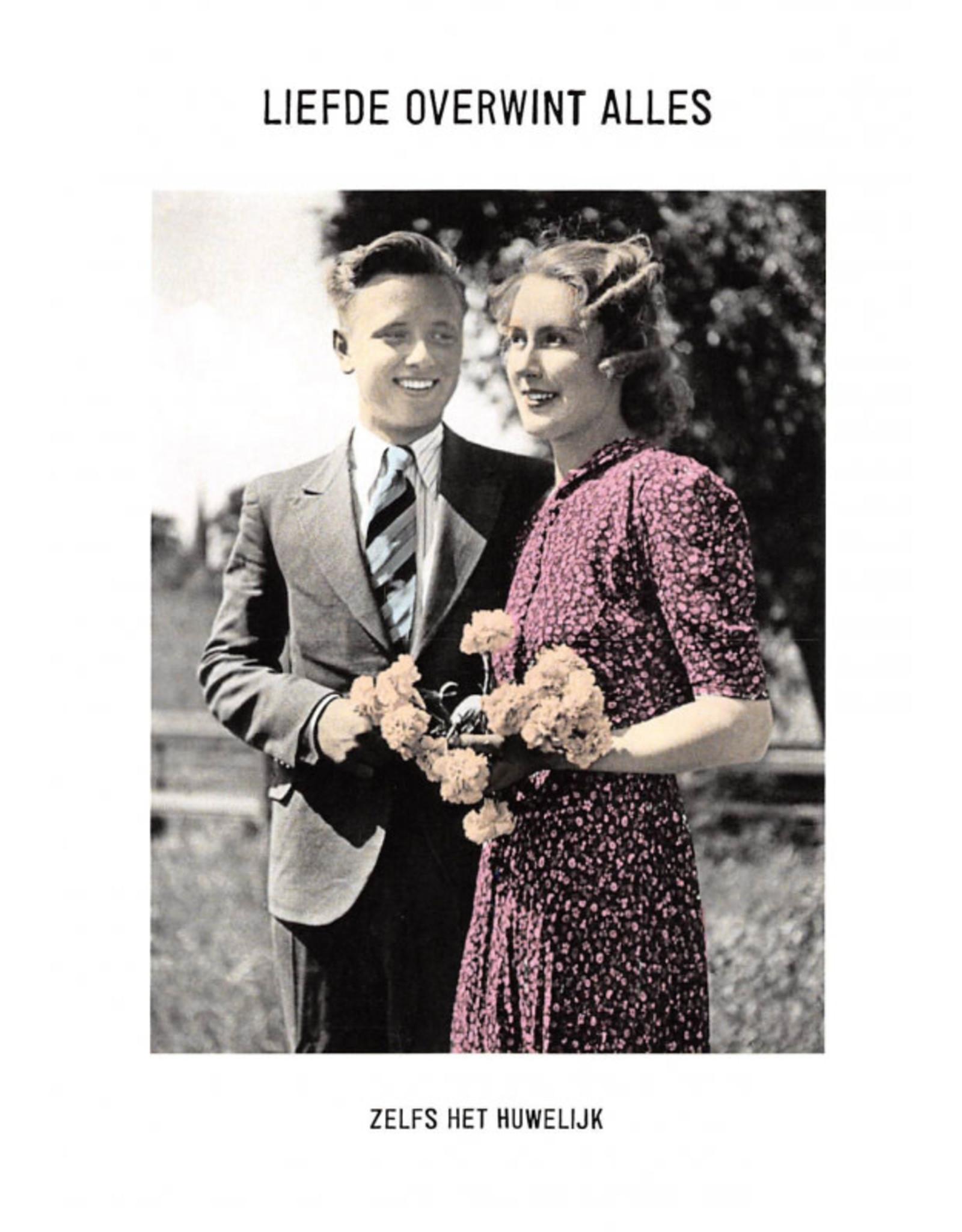 Kartoenfabriek Kartoenfabriek kaart a6 Liefde overwint alles zelfs het huwelijk