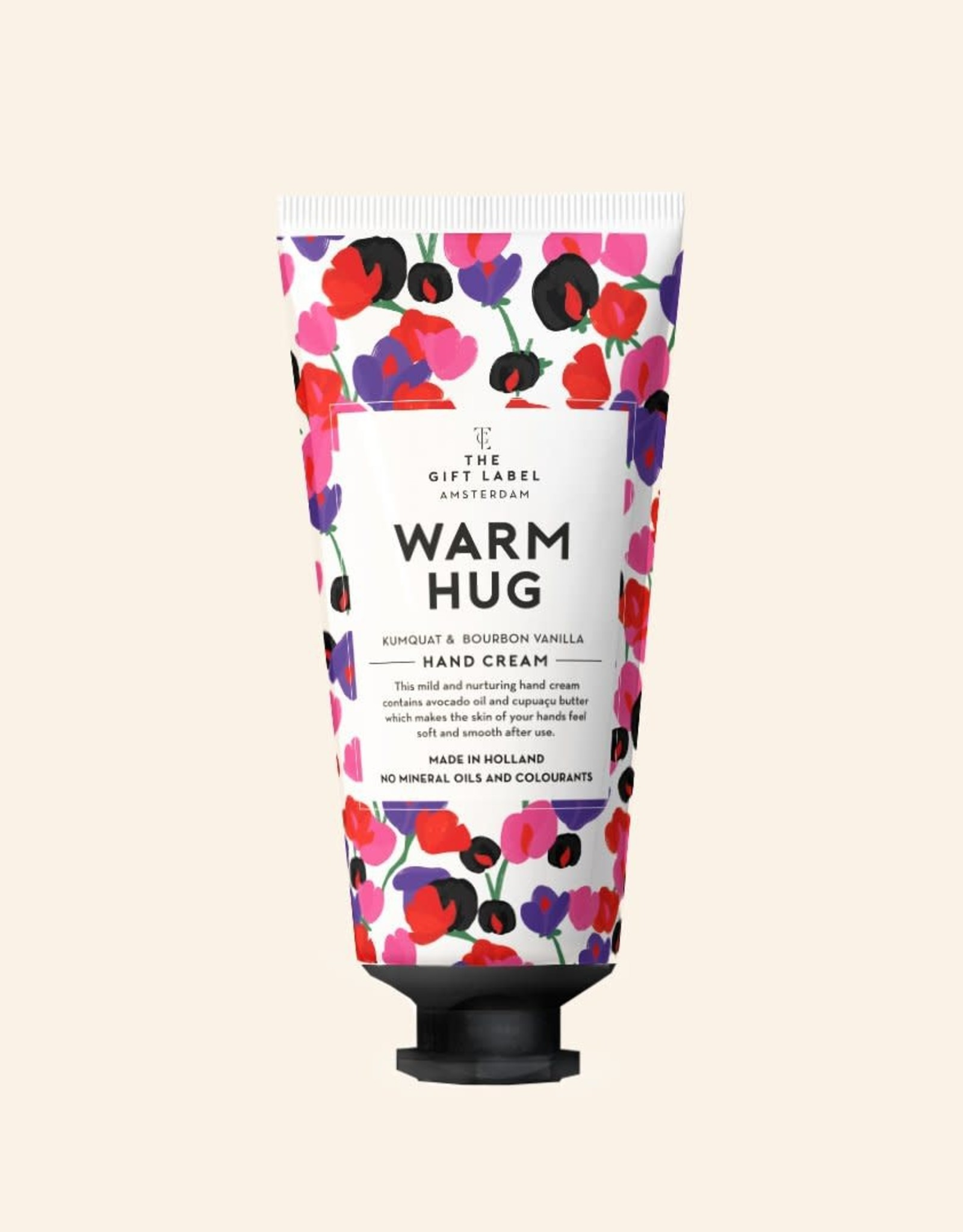 the gift label the gift label Hand cream tube Warm hug ss20