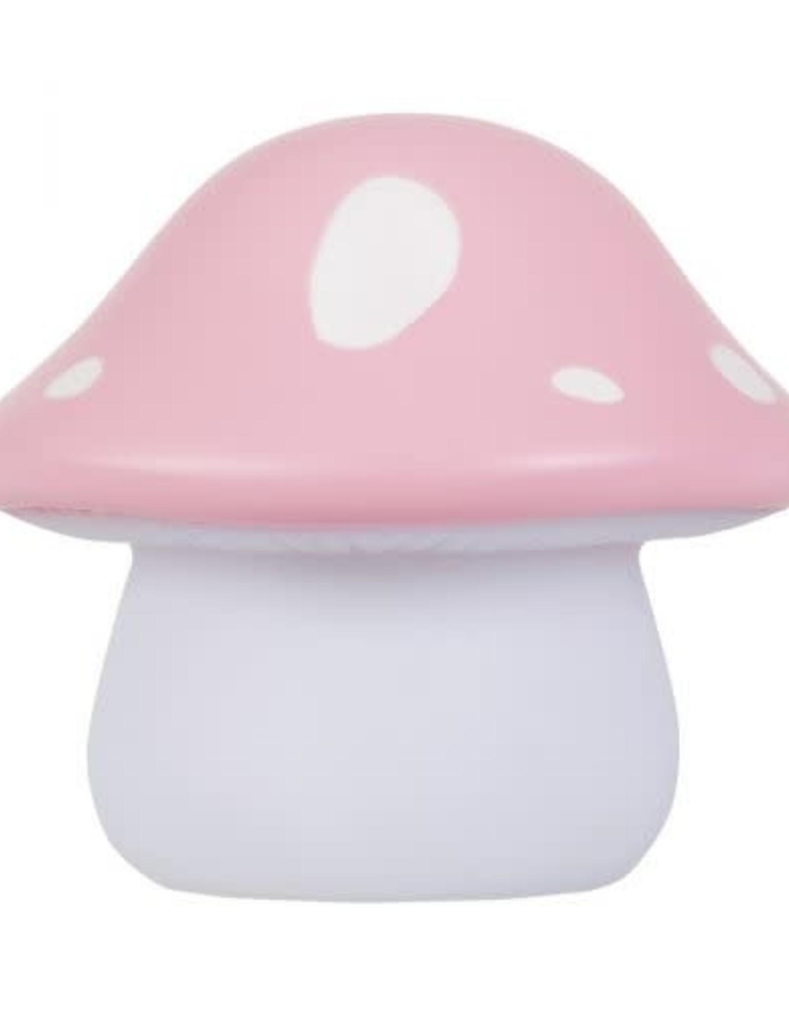 A little lovely company ALLC klein lampje unicorn roze paddenstoel