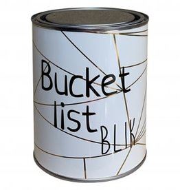 The big gifts The big gifts: bucket list blik