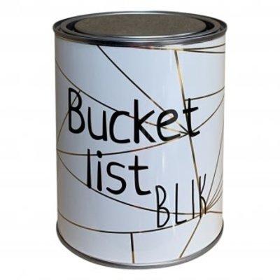 The big gifts The big gifts: bucket list blik