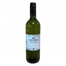 """The big gifts: wijnfles wit """"een speciaal flesje wijn voor..."""""""