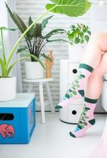 studio inktvis sokken pannenkoekenplant maat 37-41