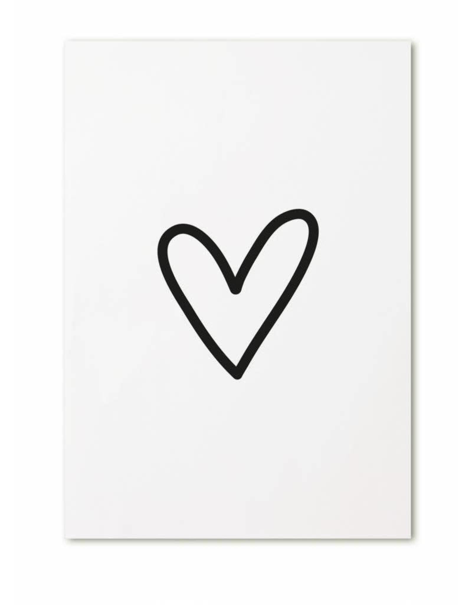 zoedt kaart a6 Zoedt: hartje