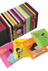 Or tea? or tea? The rainbow box