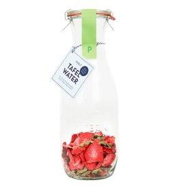 pineut  tafelwater aardbei-verveine