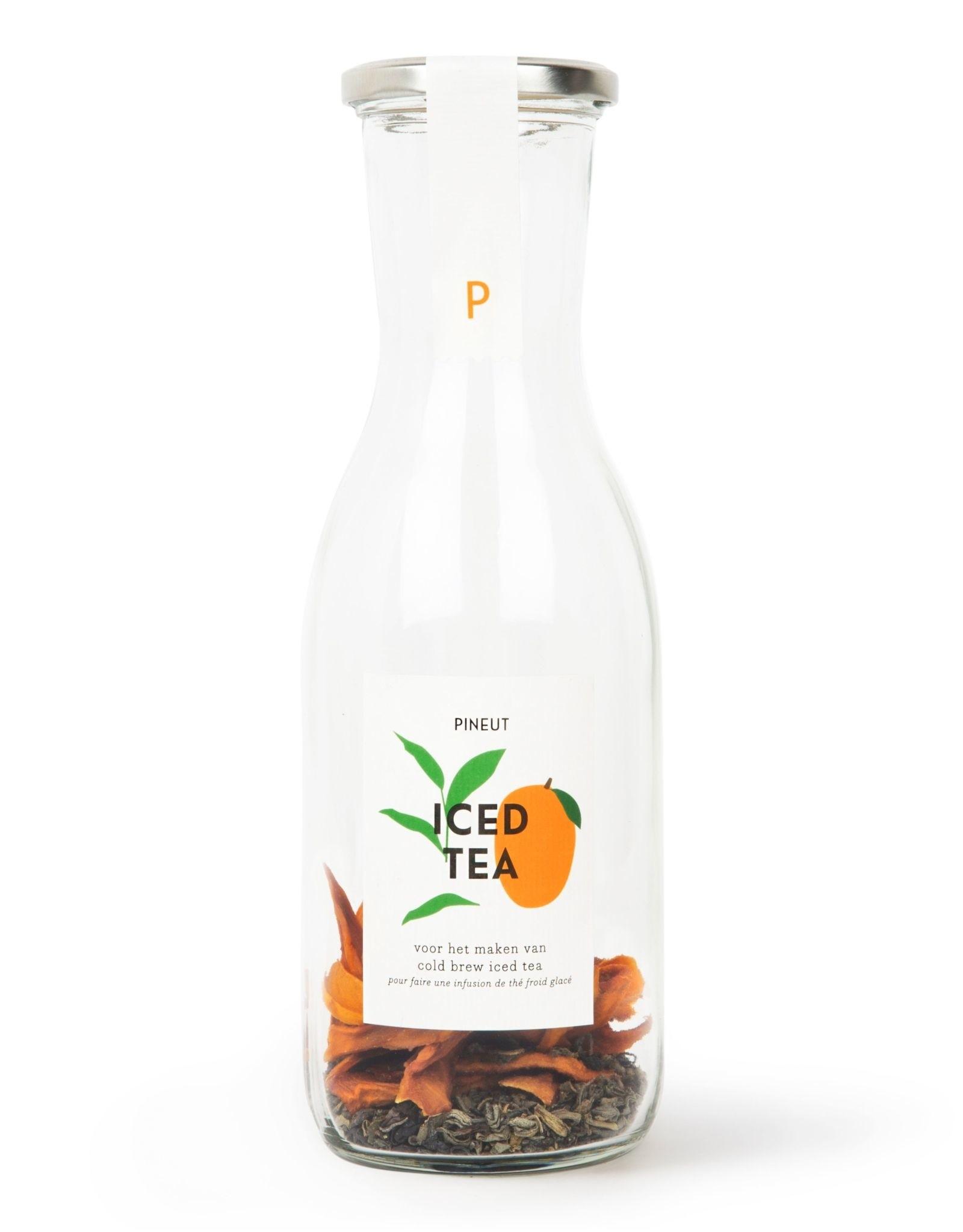 pineut cold brewed iced tea
